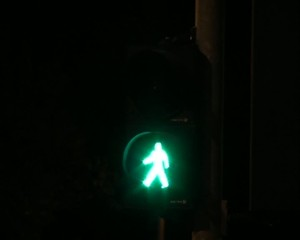 Israel Traffic Light