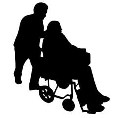 disabile (vettoriale)