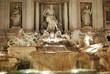 Leinwanddruck Bild - La ontaine de Trévi - Rome