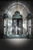Mysteriöse Tür poster