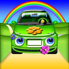 Automobile verde-Green Car-Voiture Ecologique 2