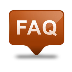 FAQ Bubble