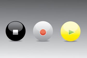 music balls