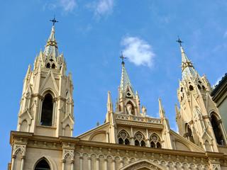 Iglesia del sagrado corazón de Jesus en Málaga