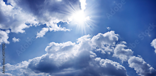 heaven and clouds 1