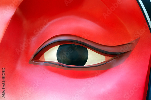 Foto op Aluminium Beijing Beijing Opera mask,