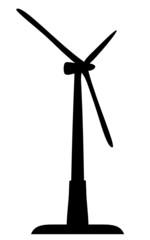 Eolienne - Wind Turbine