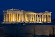 The Parthenon of the Acropolis, Athens Greece