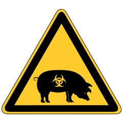 Achtung! Schweinegrippe
