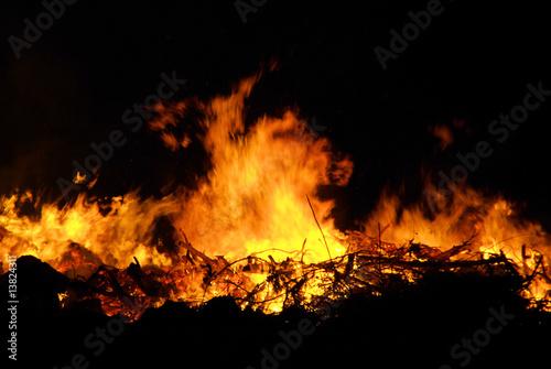 Hexenfeuer - Walpurgis Night bonfire 11 - 13824311