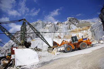 Alpi Apuane: Cave di Marmo