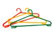 Plastic clotheshangers
