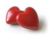 Fototapety two hearts