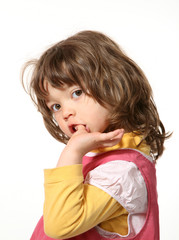 ritratto bambina