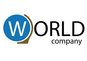 Company logo design : travel , import, export, commerce