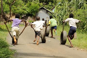 course la roue