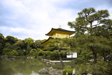 Kyoto Golden Temple
