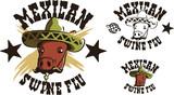 mexican swine flu poster