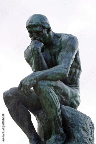 The Thinker - 13844187