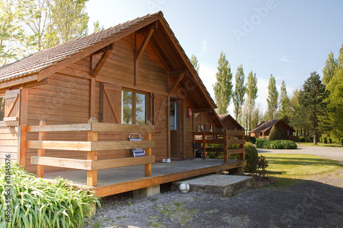Wooden house - 13845576