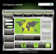 Web site interface v.27