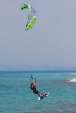 kite boarder