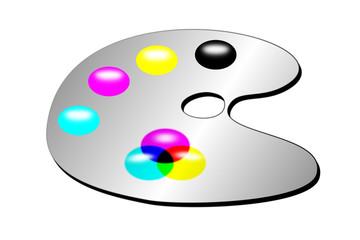 Palette - CMYK