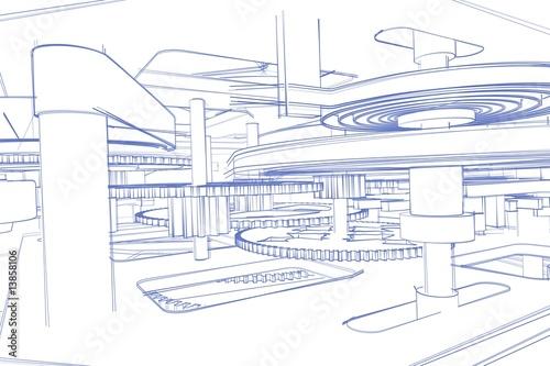 Getriebe sketch