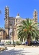 Italien, Sizilien, Palermo, Kathedrale