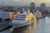 Italien, Sizilien, Palermo, Hafen