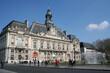 Leinwanddruck Bild - Hotel de ville de Tours