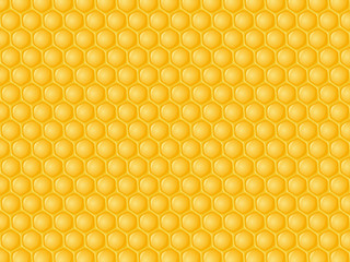 honeycomb background 2
