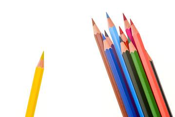 Bleistiftspitzen