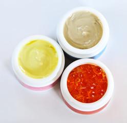 Skin care creams