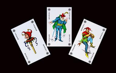 Joker im Spiel