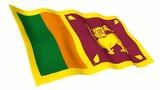 Sri Lanka Animated Flag poster