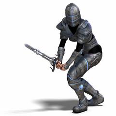 Female Fantasy Knight