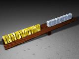 Innovation & Stagnation poster