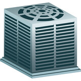 Air Conditioner Icon poster