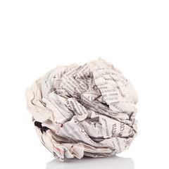 palla di giornale