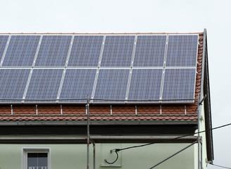 Investition Solaranlage