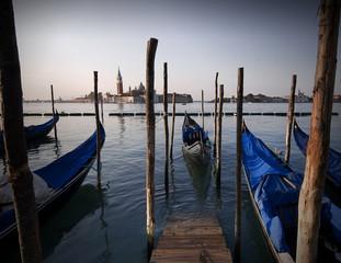 Muelle veneciano