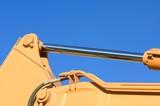Hydraulic machinery poster