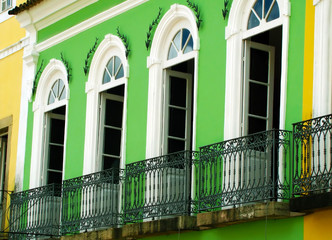 historical center of salvador, bahia, brazil