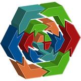 Polygon Diagram poster