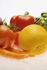 Vegetable and fruit medley