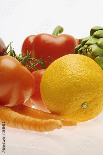 Vegetable and fruit medley