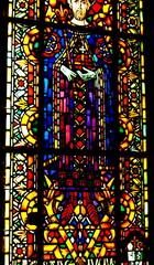 vitrail ancien de Coire