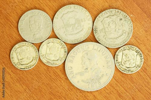 Antique Marcos Coin