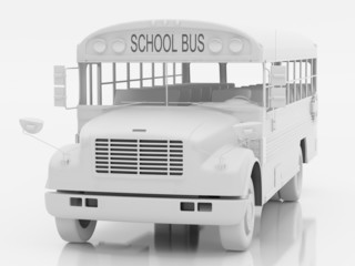 school bus a set two